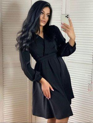 Платье Ткань дубайский шелк