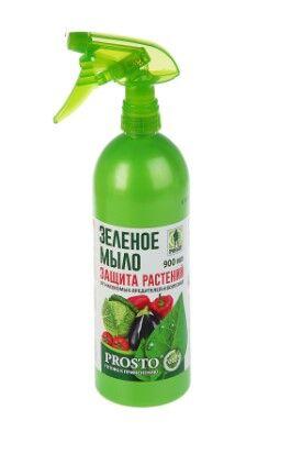 Зеленое мыло жидкое (калийное)