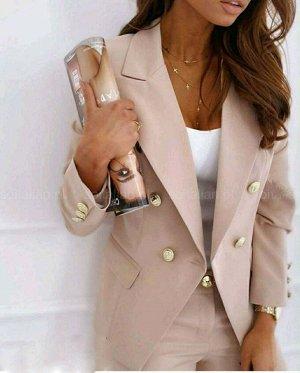 Пиджак Цвет пудра