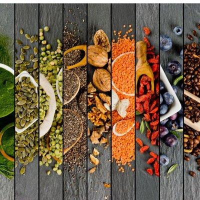 """ТМ """"ФитПарад"""" - продукты для здорового питания — SUPERFOOD — Диетическая бакалея"""
