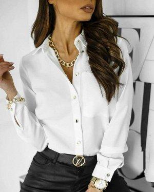 Блузка Плотный лайт