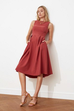 Платье %95 Polyester %5 Elastan,  110 cm