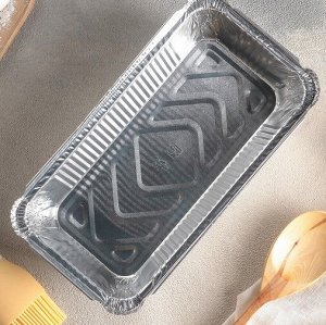 Набор форм для выпечки из фольги, 865 мл