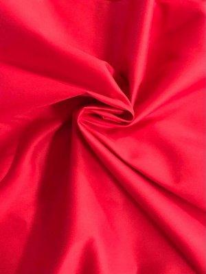 Ткань Сатин - Красный 0,5*1,6м