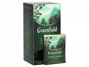 Чай Jasmine Dream (2 гр.x  25 х10)-зеленый с жасмином № 0373-10