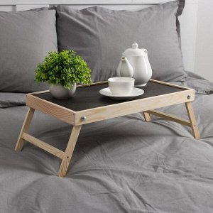 """Столик для завтрака """"Ренессанс"""", натуральный, 50?30 см"""