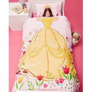 Простыня Простыня с героинями Disney поможет девочке почувствовать себя принцессой даже во сне. Для детей от 3 лет.МАТЕРИАЛ: 100% хлопокРАЗМЕРЫ: 214 см (длина) х 150 см (ширина)СТРАНА ПРОИЗВОДСТВА: Бе