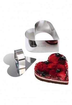 Форма кулинарная «Сердце»