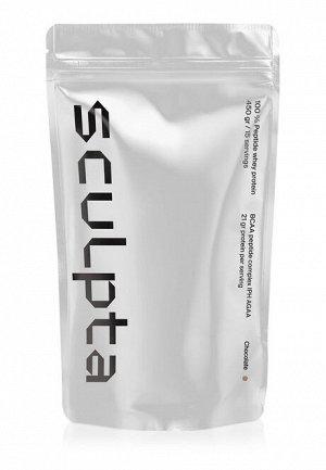 Сывороточный протеин для женщин Sculpta со вкусом шоколада