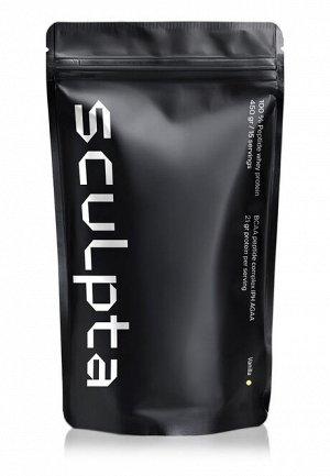 Сывороточный протеин для мужчин Sculpta со вкусом ванили