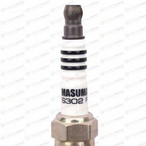 Свеча зажигания Masuma Platinum LZKAR6AP-11 с платиновым электродом, арт. S302P
