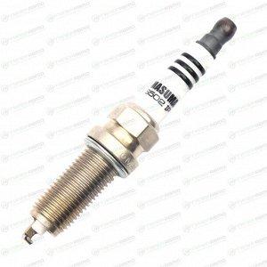 Свеча зажигания Masuma Iridium+Platinum SC16HR11 / ILKAR7B11 с иридиевым электродом, арт. S502IP
