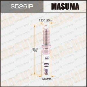 Свеча зажигания Masuma Iridium+Platinum с иридиевым электродом, арт. ILZKAR7E11S