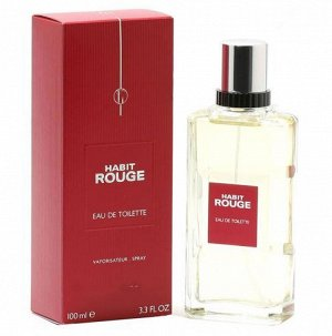EU Аромат по мотивам  Guerlain Habit Rouge For Men edt 100 ml