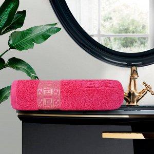 Полотенце Dafni Цвет Розовый (50х90 см)