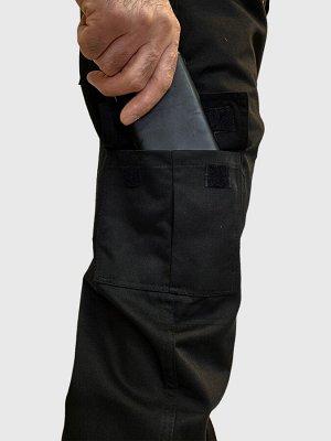 Мужские тактические брюки – соответствие военным стандартам, усиление в критических местах, равномерное распределение нагрузки за счет вместительных карманов