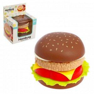 Набор продуктов «Гамбургер»
