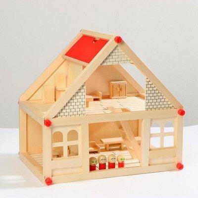 Море игрушек для детей🦊 Бизиборды, игровые наборы, роботы — Дома и замки