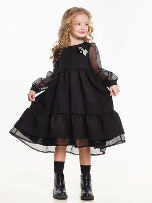 Платье (128-140см) UD 6967(1)черный