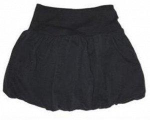 Юбка для девочки 710548кк Цвет: чёрный