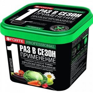 Бона Форте Универсальное с биодоступным кремнием 1 кг ведро (1/12) НОВИНКА