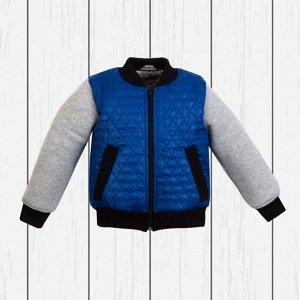 Куртка-бомбер арт.70-019-василек