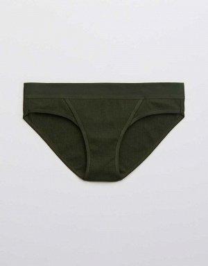 Aerie Ribbed Bikini Underwear