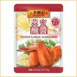 Маринад с медом и чесноком (Honey garlic marinade)