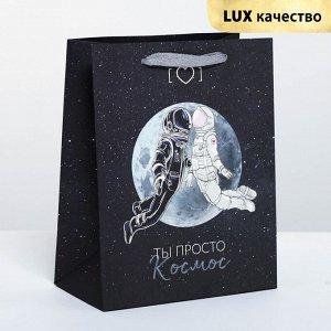 Пакет подарочный 10