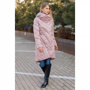 Женская куртка 996 розовая