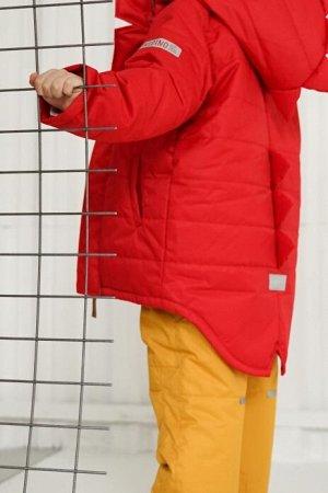 Куртка Дино зима 2020 красная