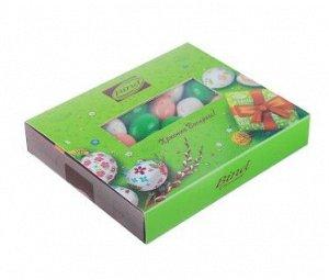 Шоколадные перепелиные яйца