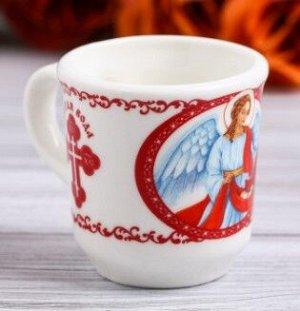 Пасхальная кружечка для святой воды «Ангел»