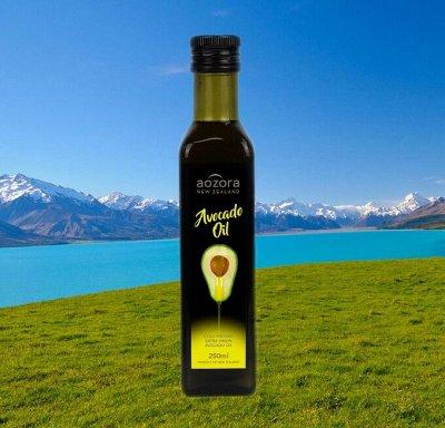 Полезное масло из Новозеландского авокадо — Крутейшее Масло авокадо! — Растительные масла