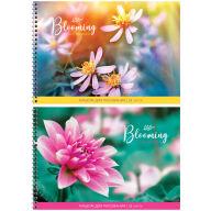 """Альбом для рисования 32л., А4, на гребне ArtSpace """"Цветы. The blooming garden"""""""
