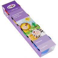 """Краски пальчиковые Гамма """"Малыш"""", 04 цвета, 90мл, картон. упак."""