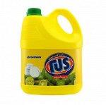 """LION """"PRO"""" Средство для мытья посуды 3600мл (канистра)  Лимон"""