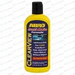 Антидождь ABRO Anti-Rain ClearView, для стекол и фар, с водоотталкивающим эффектом, флакон 103мл, арт. AR-180