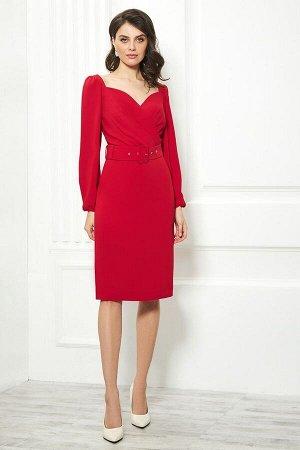 Платье AYZE 1864 красный