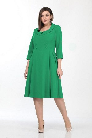 Платье Lady Style Classic 2248/1 зеленый