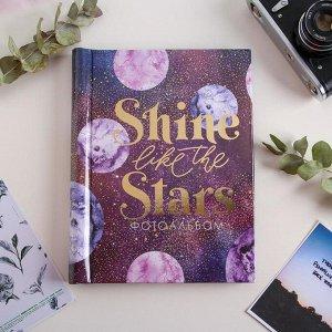 Фотоальбом Shine like the stars. 10 магнитных листов