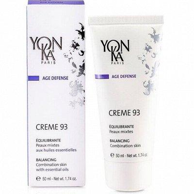 Yon-Ka (Paris) Уход за кожей — AGE DEFENSE — профилактика возрастных изменений