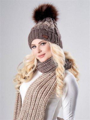 JAGGA /  Комплект Сабрина с шарфом