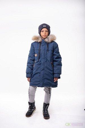 Куртка для мальчика синий