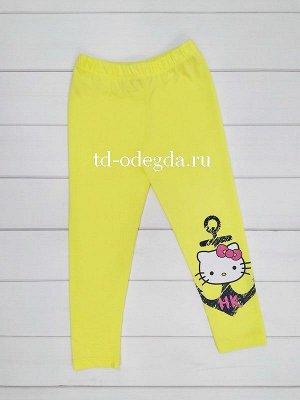 Леггинсы 0113 желтый