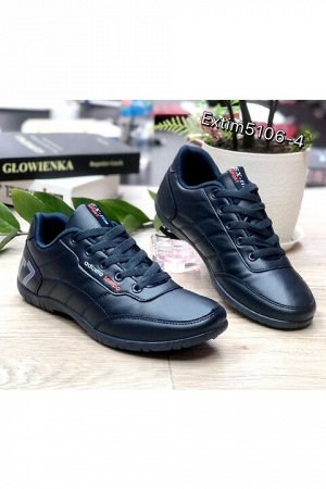 Женские кроссовки 5106-4 темно-синие