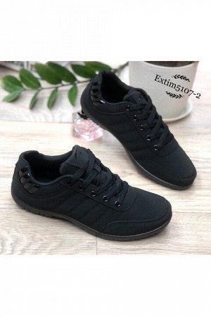 Женские кроссовки 5107-2 черные