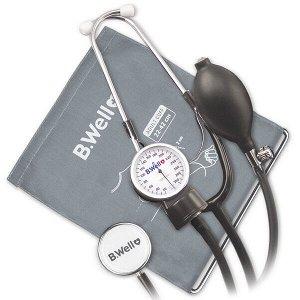 Тонометр механ. PRO-60, стетоскоп в комплекте, манжета с кольцом M-L (22-42 см)