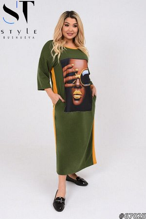 Платье 67025