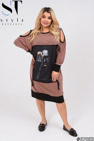 Платье 67053
